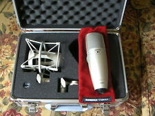 Shure KSM44A Condenser studio Microphone NICE