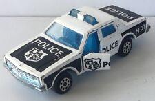 Majorette nº 240 Chevrolet Impala police 1/69ème vintage