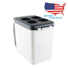 12V Car Refrigerator 6L Portable Cooler Freezer Fridge for Truck Camping