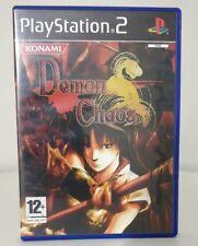DEMON CHAOS PS2 - COME NUOVO VERSIONE ITALIANA COMPLETO, PLAYSTATION 2