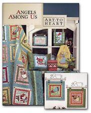 Angels Among Us -Art to Heart  by Nancy Halvorsen NEW