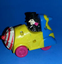 1991 McDonald's Batman - THE PENQUIN in Umbrella Roto-Car Toy