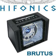 Hifonics Brutus BASS CASSA BASSBOX band pass Sistema con subwoofer 300mm