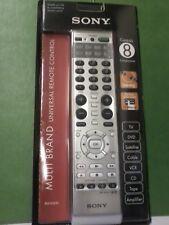 Sony RM-VL600 BRAND NEW 8-Device Universal Learning Remote RMVL600