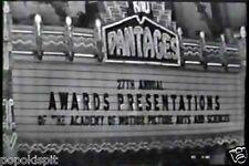 ACADEMY AWARD DVD - HUMPHREY BOGART - BING CROSBY - BOB HOPE - 1954 TV BROADCAST