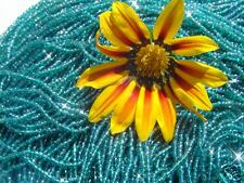 Emerald  Luster   9/0  3-Cut,Seed Beads