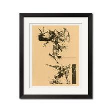 Metal Gear Solid War Machine Raiden and Rex Poster Print