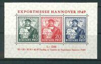 Bizone Hannover Export-Messe Block 1 ** postfrisch - Mi. 140,-