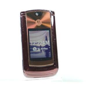Motorola V9 (AT&T) 3G GSM Flip Phone - Vintage Collector