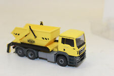 Wiking 067906 Skip Loaders Skip Lorries MAN TGS Meiller 679 06 1:87