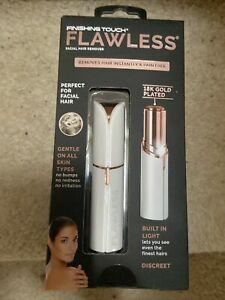 JML Flawless Finishing Touch Facial Hair Remover