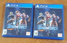 Fuerza De Salto-edición estándar (Sony PlayStation 4, 2019) En Perfecto Estado