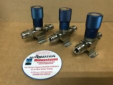 LOT OF 3 FLOWLINK 946688 946955 952350 1/2 IN MVCR REGULATOR VALVE SHIPSAMEDAY