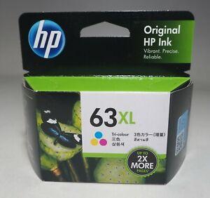 HP 63XL ink cartridge Color (increase) F6U63AA Tracking
