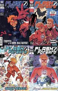 Flash Forward (#2, #3, #4, #6 inc. Variants, 2019-2020)