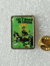 Pin's Pins Tintin et Milou bd Hergé comic strip les 7 boules de cristal