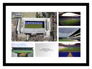 Tottenham Hotspur Old White Hart Lane Stadium Photo Montage (MU5)