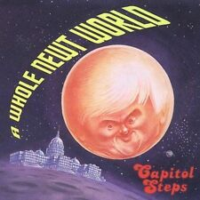 A WHOLE NEWT WORLD CD CAPITOL STEPS 1995 NEW SEALED