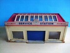 Sin Caja Vintage Dinky Supertoys-estación de servicio 758