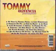 RARE cd SALSA TOMMY OLIVENCIA Frankie Ruiz PRIMERO FUI YO  del monton PERIQUITO