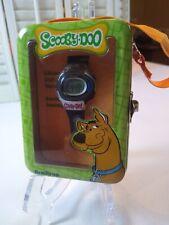 Scooby-Doo Collectors Watch In Unopened Tin