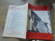 Avant Lancement Paquebot France Cie Gnrle Transatlantique / Prisonnier de Guerre