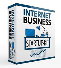 Internet Business Startup Kit Advanced (ebook-pdf plr file) Can be sold