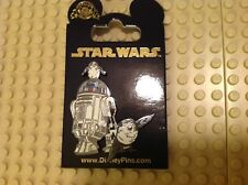 Disney Star Wars Series R2-D2 & More The Last Jedi Trading Pin Brand NEW