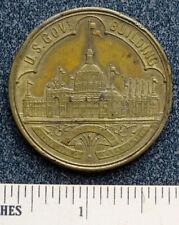 1893 CHICAGO WORLD'S FAIR COLUMBIAN EXPOSITION Bronze MEDAL Token / US MINT
