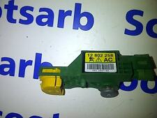 SAAB 9-3 93 1x Air  bag Sensor Unit 2004 - 2010 12802258 12772219 4D 5D CV