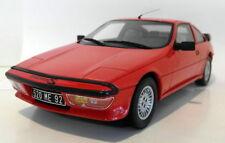 Véhicules miniatures rouge sous boîte fermée pour Simca