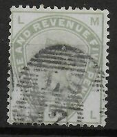 SG193.  5d.Dull Green. Fine Used. Clean Front & Back With Good Colour. Ref:04155