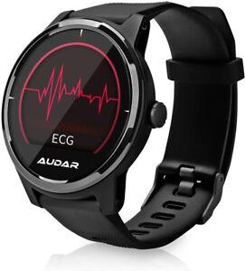 AUDAR E1 - Bluetooth Fitness EKG Armband mit Audar CareMate Cloud Speicher