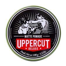 Uppercut Deluxe Matte Pomade Hair Styling Product For Men 100g