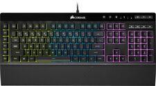 Corsair Gaming K55 RGB Keyboard and Mouse.