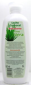 Bionatural Canarias Aloe Vera 100% Body Lotion 250 ML