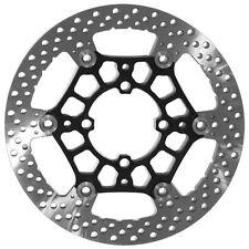 Hope 203mm Rohloff 4 Bolt Vented V2 Disc Rotor Black - Brand New