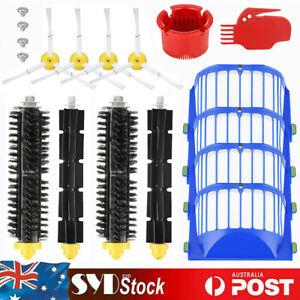 Side Brush Filter Kit For iRobot Roomba 600 Series 610 620 630 650 660 670 680