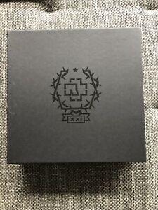 Rammstein XXI The Vinyl Box Set Limited Edition