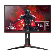 "Aoc 24G2U5 24"" IPS Full HD 75Hz 1ms 24G2U5/BK monitor de juego freesync"