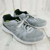 Avia Sport Capri Mens 8.5 Gray Athletic Sneaker Running Shoes