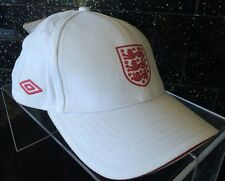 England Hat Home Football Baseball Cap Hat Umbro One Size World Cup