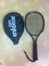 vintage Ajay Enforcer squash/racquetball racket Racquet with cover Sports Serve