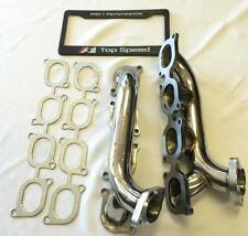 Mercedes Benz W204 C63 AMG C63AMG V8 08-13 Performance Exhaust Header Headers