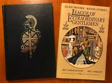 LEAGUE OF EXTRAORDINARY GENTLEMEN By Alan Moore - Mint Condition First Printing