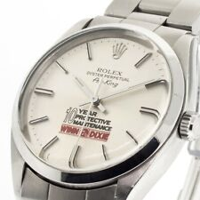 ROLEX AIR-KING WINN DIXIE SPECIAL EDITION 36MM STAINLESS STEEL 5500