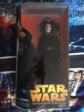 Star Wars Revenge of the Sith Barriss Offee 12 Inch Action Figure Hasbro