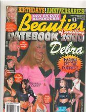 Beauties Of Wrestling Divas DEBRA/Dawn Marie/Chyna/Terri/Nitro Girls 1-00