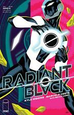 RADIANT BLACK #1 COVER A IMAGE COMICS NEW SERIES LIKE INVINCIBLE PRESELL 2/10/21