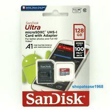 Sandisk 128G Ultra MicroSDXC Micro SD SDXC SDHC 128GB Class 10 100MB/s UHS-I